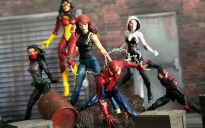 Marvel Legends Collection: Spidey and Friends