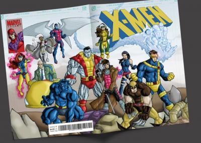 x-men 1 homage 001